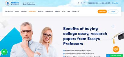 EssaysProfessors.com Review