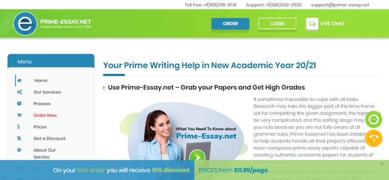 Prime-Essay.net Review