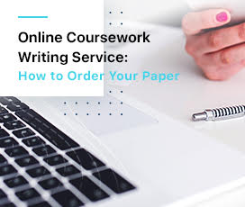 Online coursework writing service