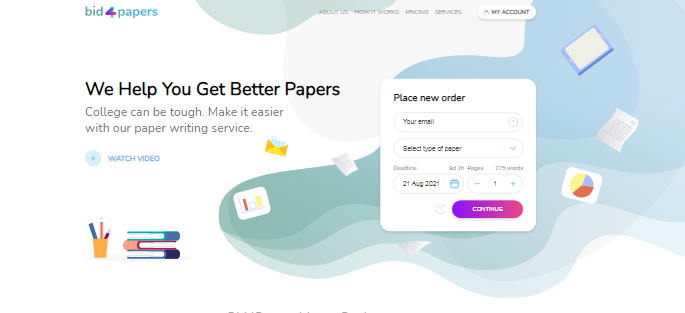 Bid4papers.com Review: Main Details about the Custom Writing Service