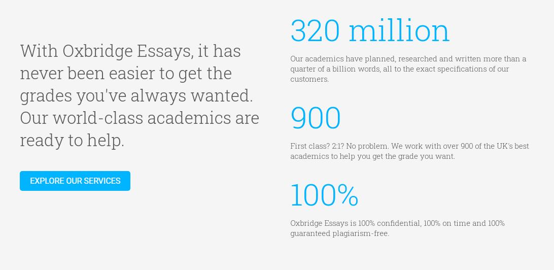 Oxbridgeessays.com - Our world-class academics are ready to help.