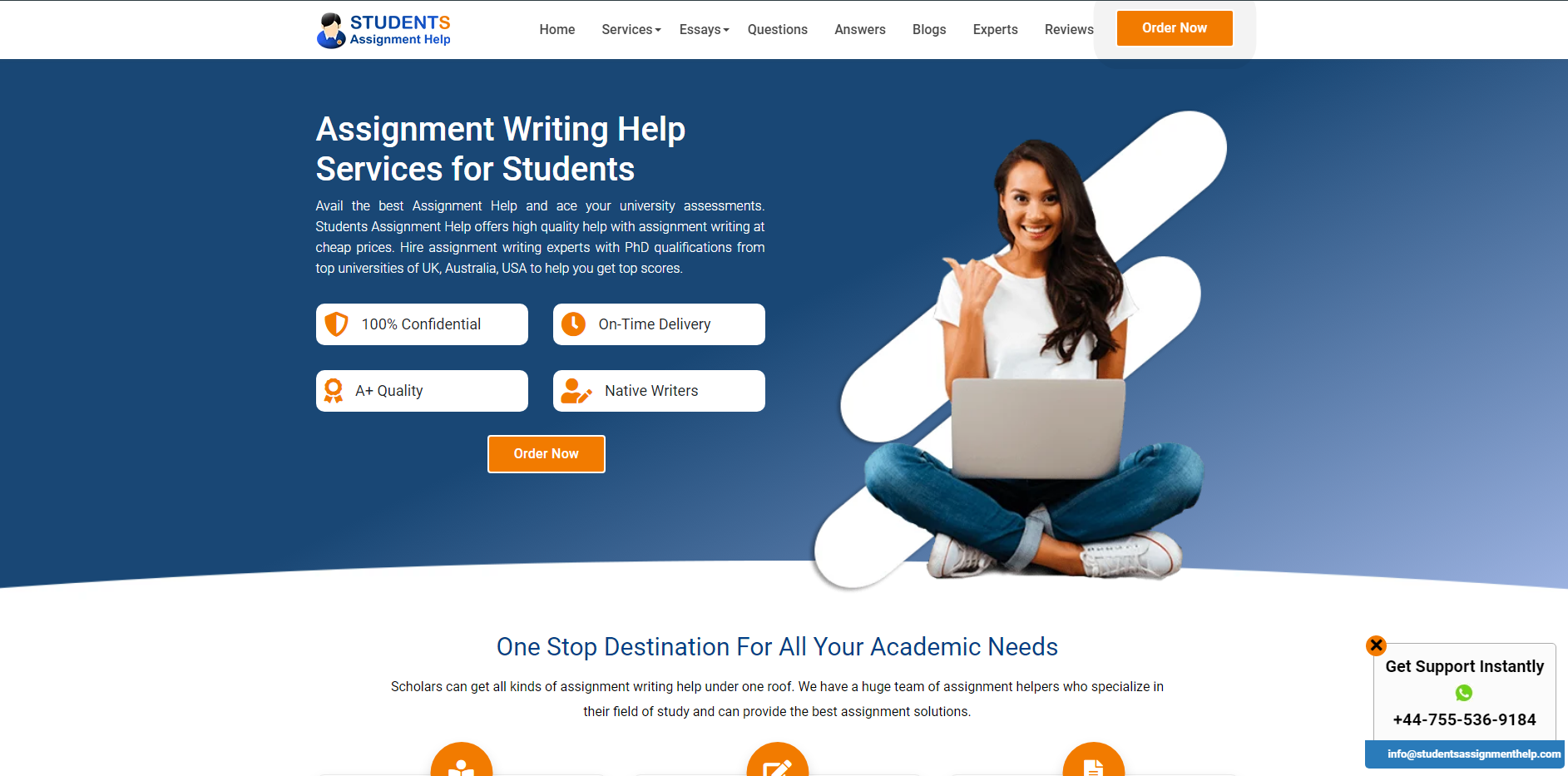 Get the Most Objective and Detailed StudentsAssignmentHelp Review