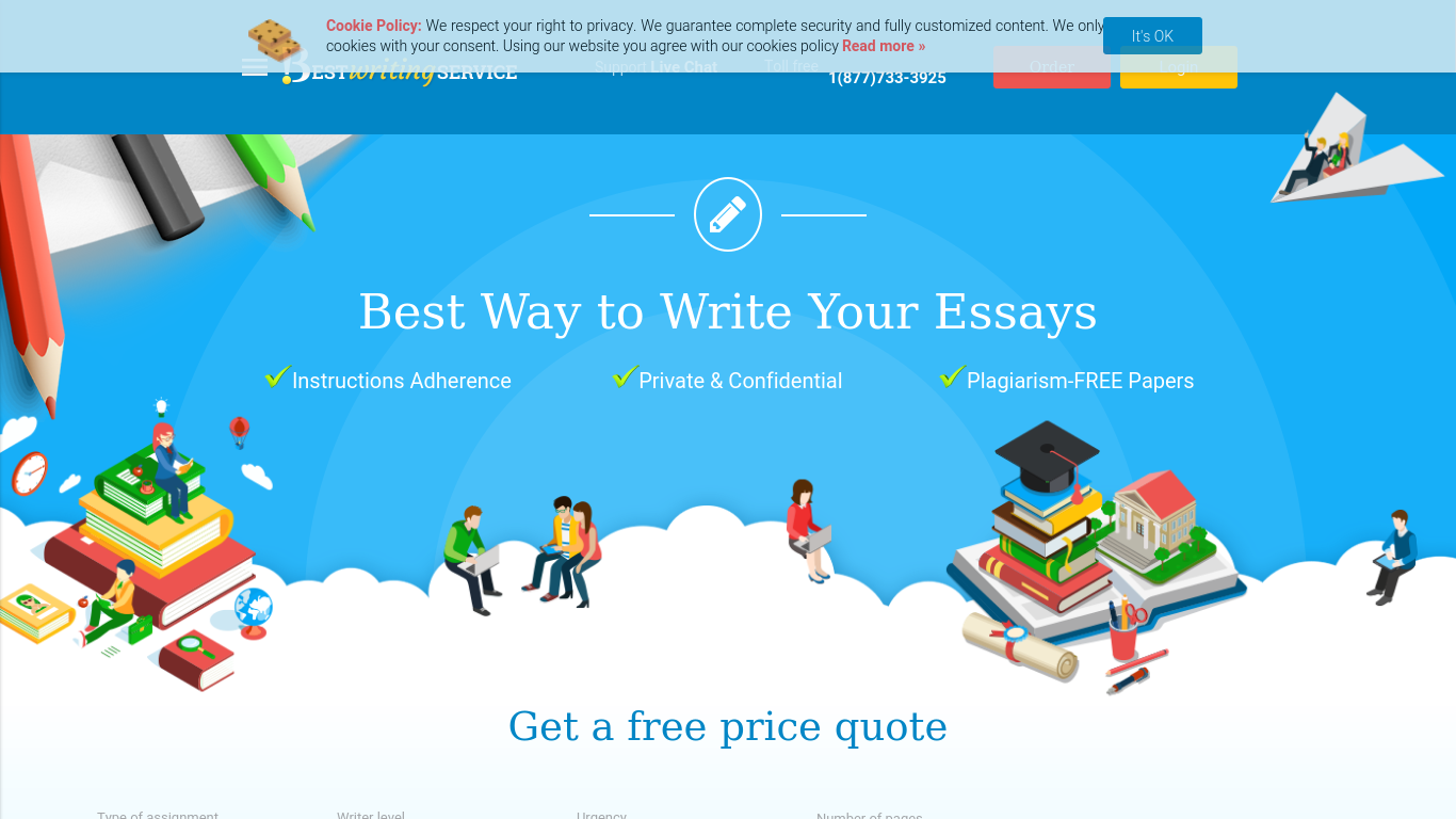 Best-Writing-Service Review