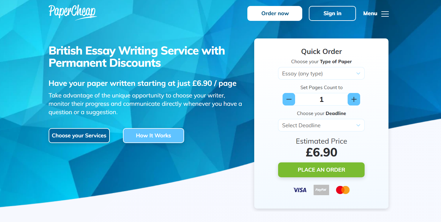 Papercheap Review: Quality, Prices, and Other Features