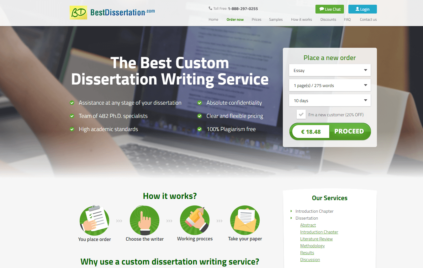 BestDissertation.com Review